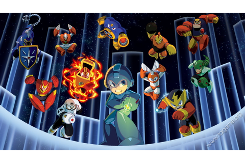 Mega Man Legacy Collection - Download Free Full Games ...