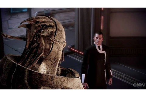 Mass Effect 2: Kasumi's Stolen Memory Review - YouTube
