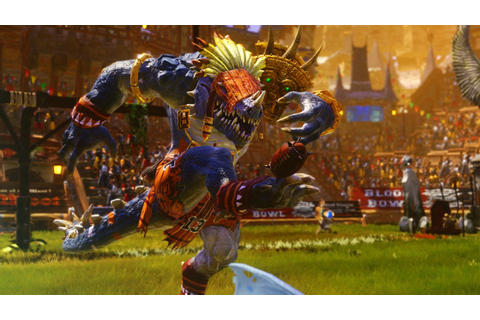 Blood Bowl 2 - Lizardmen | macgamestore.com
