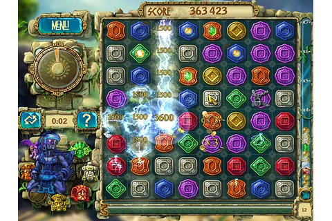 Play The Treasures of Montezuma 3 > Online Games | Big Fish