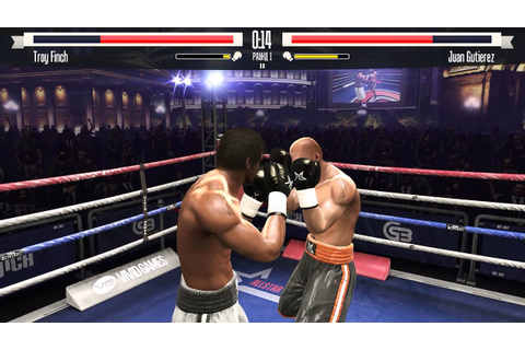 Real Boxing (2014) (Vivid Games S.A.) PC - YouTube