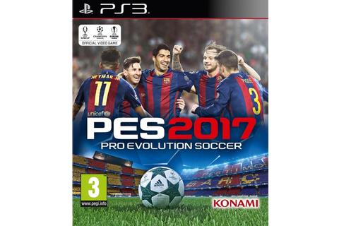 Pro Evolution Soccer 2017 - PS3 Game | Getitnow.gr