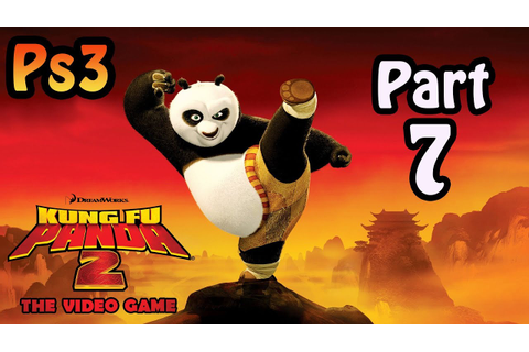 Kung Fu Panda 2: The Video Game (PS3) Walkthrough Part 7 ...