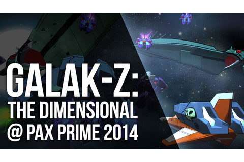 Galak-Z: The Dimensional Gameplay @ PAX Prime 2014 - YouTube