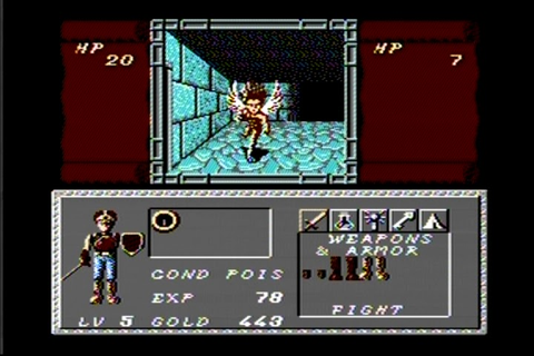 The RPG Consoler: Game 16: Dungeon Magic: Sword of the ...