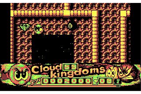 Cloud Kingdoms Download (1990 Arcade action Game)