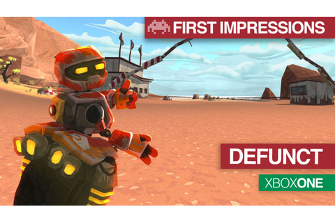 First Impressions: Defunct | Indie Games on Xbox One