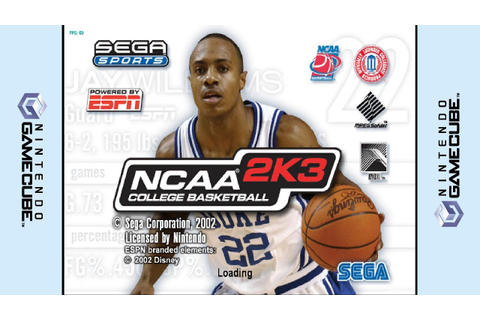 GameCube - NCAA College Basketball 2K3 - YouTube