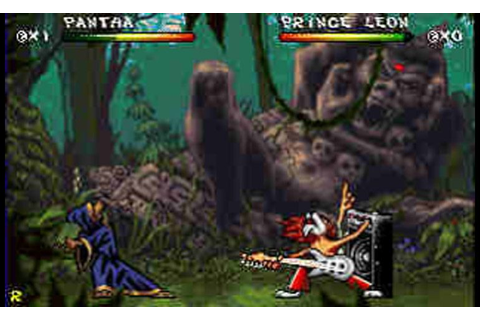 Play Brutal – Paws Of Fury • Sega Genesis GamePhD