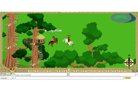10 Amazing Virtual Horse Breeding Games - Quick Top Tens