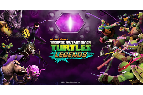 Teenage Mutant Ninja Turtles: Legends – FrostClick.com ...
