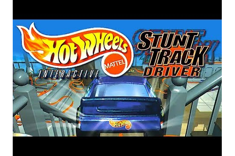 LGR - Hot Wheels Stunt Track Driver - PC Game Review - YouTube
