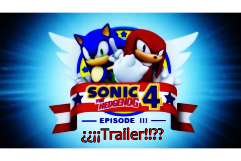 Sonic the hedgehog 4 episode 1 multi5 theta : peovercben
