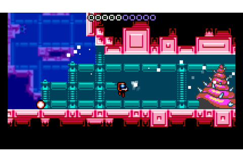 Xeodrifter on PS4, PS Vita | Official PlayStation™Store UK