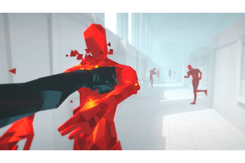 Time-bending Strategy FPS SUPERHOT gets Release Date