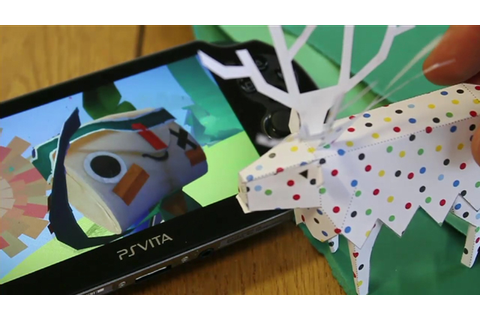 Tearaway: Game Trailers and Gameplay Videos You Need to ...