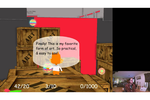 Let's Play — Bubsy 3d: Bubsy visits the James Turrell ...