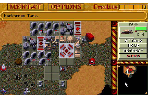 Download Dune II: The Building of a Dynasty - My Abandonware