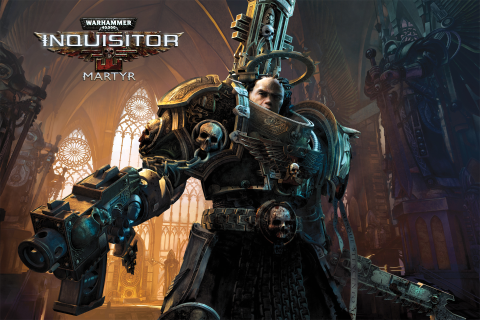 Warhammer 40,000: Inquisitor - Martyr Wiki