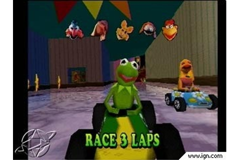 Muppet Race Mania - PlayStation - IGN