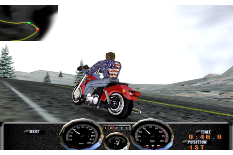 Harley davidson race across america pc game download ...