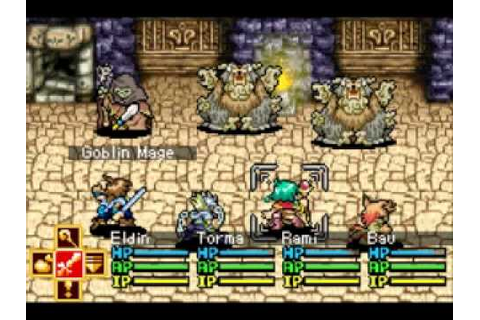 (Gameboy Advance) Lufia - The Ruins of Lore Part 39 - The ...