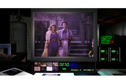 Campy, live-action horror game 'Night Trap' heads to PS4