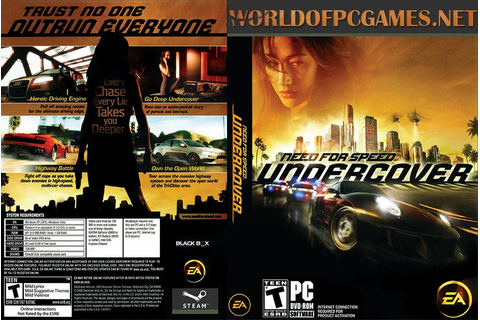 Need For Speed Undercover Free Download PC