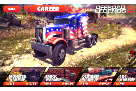 Offroad Legends 2 (by Dogbyte Games Kft.) - Page 5 - Touch ...