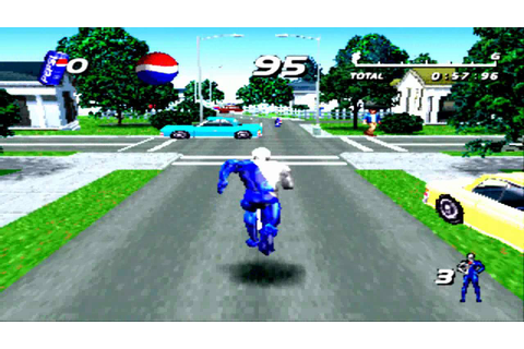 Pepsiman Gameplay and Commentary - YouTube