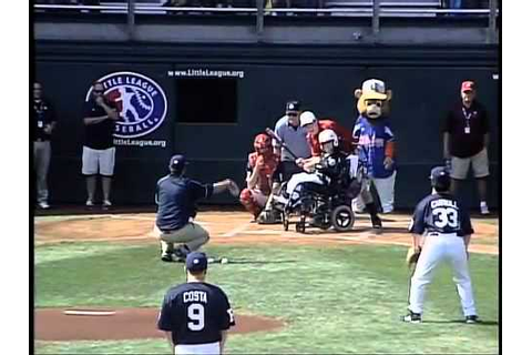 2012 Little League Challenger Division Exhibition Game at ...