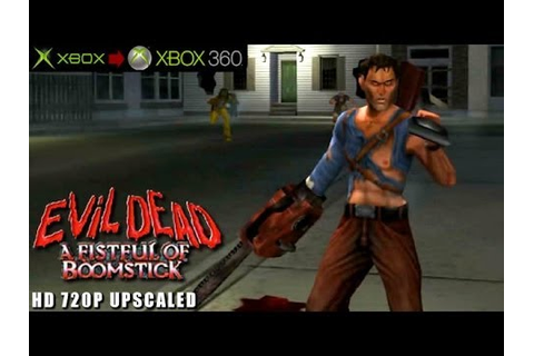 Evil Dead: A Fistful of Boomstick - Gameplay Xbox HD 720P ...