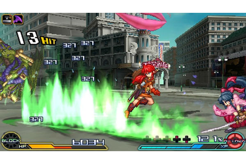 Project X Zone 2 Nintendo 3DS Review: Video Game All-Stars ...