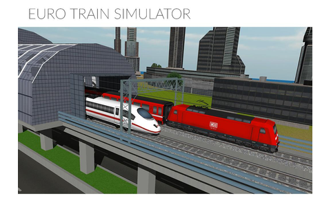 Euro Train Simulator 2.3.3 APK Download - Android ...