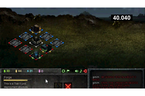 Armor games colony new multiplayer browser game rank bug ...