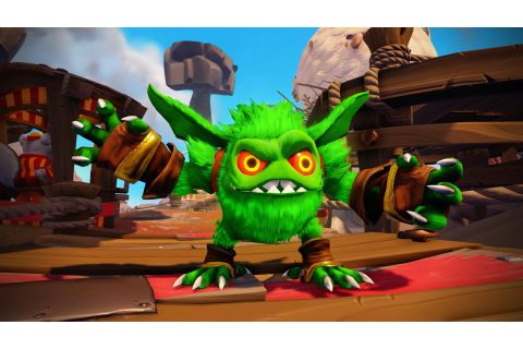 'Skylanders Superchargers' Full Console Game On iPhone