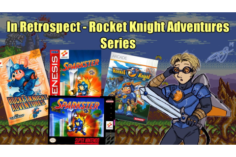 Rocket Knight Adventures Series - In Retrospect - YouTube