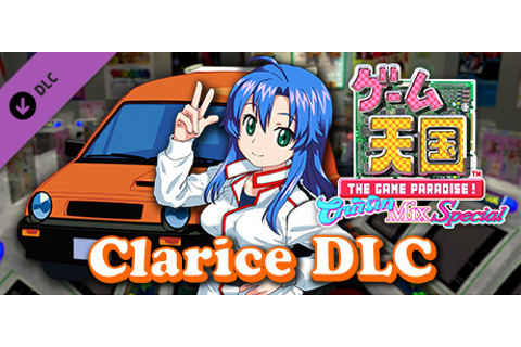 Game Tengoku - Clarice on Steam