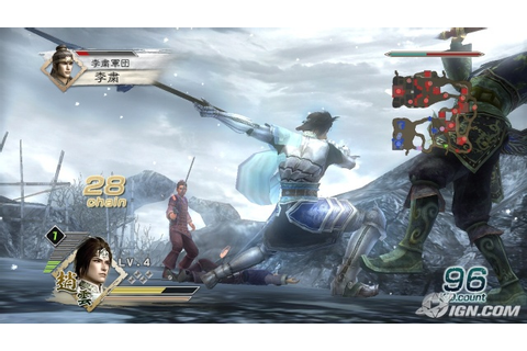 Dynasty Warriors 6 - RELOADED - Full Pc Games Download