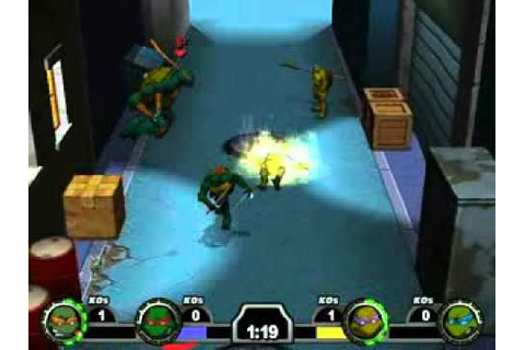 TMNT : Mutant Melee Gameplay PC -WITH WORKING TORRENT ...