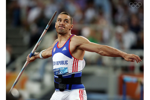Mens Decathlon Javelin Throw
