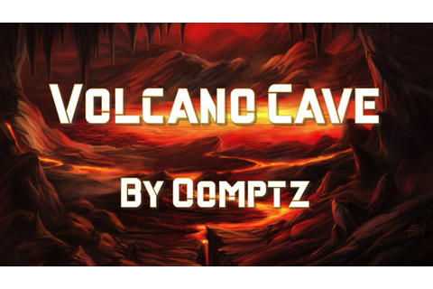 Ambient Theme Music | Volcano Cave Video Game Music - YouTube
