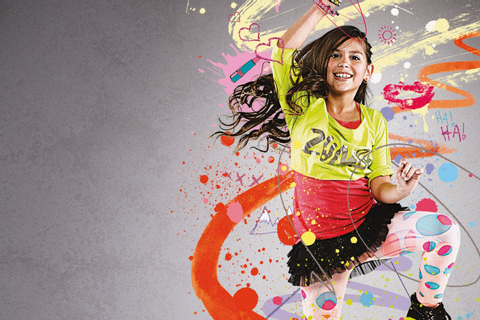 Zumba Kids Classes in Dubai at GFX - Group Fitness Experience