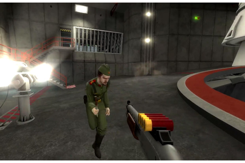 Nintendo Classic GoldenEye 64 Gets Beautiful Source Engine ...