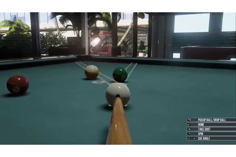 Pool Nation FX Xbox One gameplay - YouTube