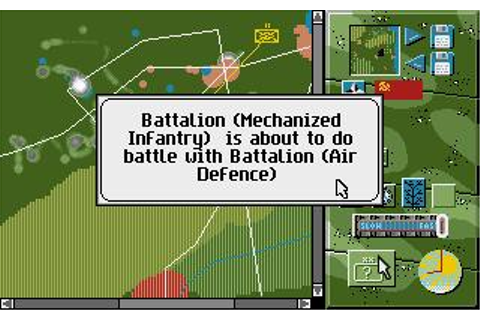 Campaign II Download (1993 Simulation Game)