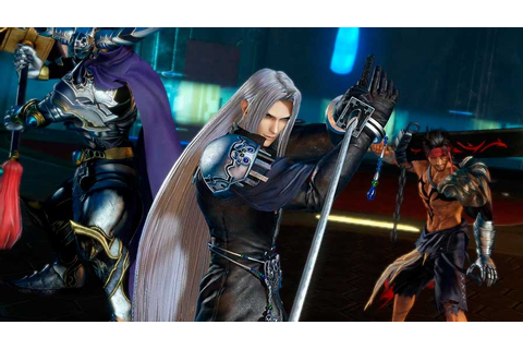Dissidia Final Fantasy NT Review: Fantastical Fighting ...