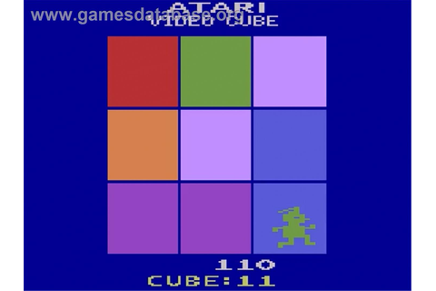 Atari Video Cube - Atari 2600 - Games Database