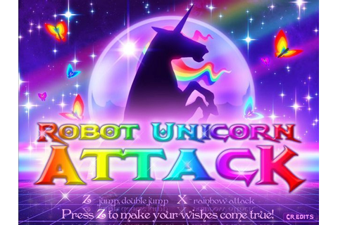 Robot Unicorn Attack Hacked (Cheats) - Hacked Free Games