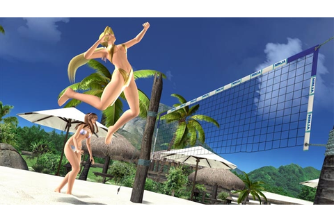 Dead Or Alive Xtreme 2 Review / Preview for Xbox 360 (X360)